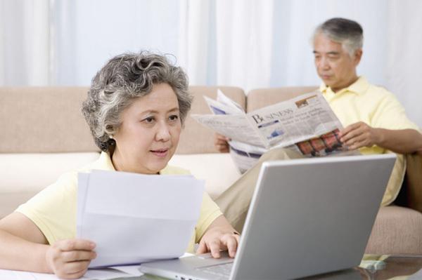 老年人金融风险防范